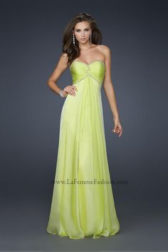 La Femme Prom dress from Serendipity