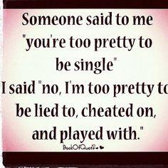 #quote #singlepringle
