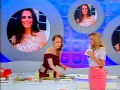 Eliana - Conheça a dieta das famosas - Parte 2 - YouTube