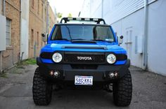 1000 Images About Fj Cruiser Mods On Pinterest Toyota