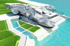 Marine Research Complex | Shahira Hammad