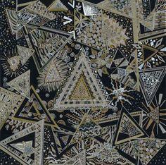 Buy Art Online, Limited Edition Prints, Paper Art, City Photo, Contemporary Art, Triangle, Original Art, Universe, Sculpture