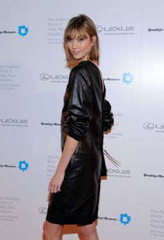 Karlie Kloss - The Fashion World Of Jean Paul Gaultier: From The Sidewalk To The Catwalk VIP Reception And Viewing