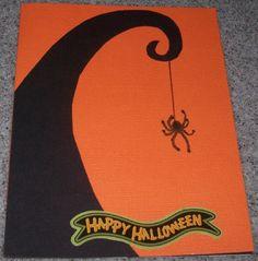 Witchy Greeting - Scrapbook.com