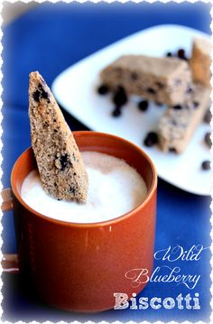 Want something to bake this weekend? Try the Wild Blueberry Biscotti I made as part of a @FitFluential campaign! @B R O O K E // W I L L I A M S Williams Knisley !  #wildblueberryfit