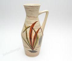 West German fifties vase by Bay Keramik