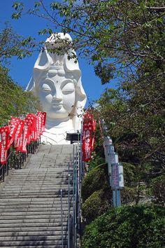 Kannon , Buddhist deity of mercy
