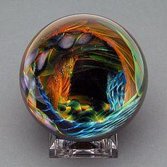Vortex Marble at www.lightoperagallery.com $260