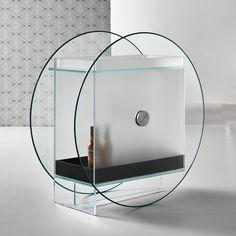 Kart Trolley #Design, #Futuristic, #Glass