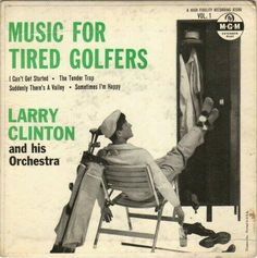 Music for tired golfers