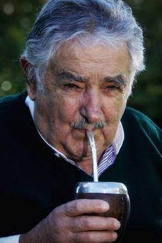 """Uruguayn presidentti Jose """"Pepe"""" Mujica"""