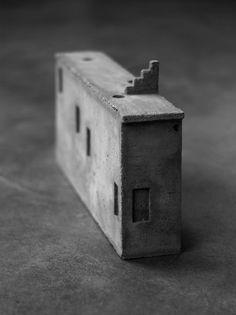 Loba House and Rode House, by Pezo von Ellrichshausen
