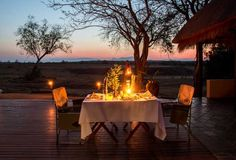 Get into the spirit of safari at Tangala Safari Camp, located in the exquisite Thornybush Reserve in the Greater Kruger. African Culture, Safari, Wildlife, Camping, Patio, Table Decorations, Outdoor Decor, Inspiration, Travel
