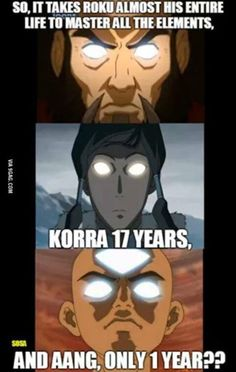 Aang was a crazy powerful avatar. It may have been due to the fact that he would have been the last one in the cycle, as Korra began the new year cycle during her reign as avatar Avatar Airbender, Avatar Aang, Avatar Legend Of Aang, Avatar The Last Airbender Funny, The Last Avatar, Team Avatar, Legend Of Korra, Avatar Cartoon, Avatar Funny