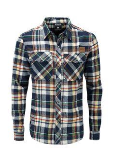 Shirts / Westbeach Deerhunter Shirt - Marine