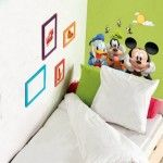 Disney Stars Wall Sticker Murals for Kids Bedroom Ideas - Best Wall Murals and Ideas