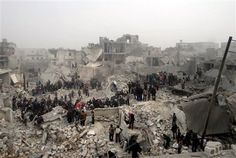 Se duplican en 2014 los muertos en Siria e Irak; los cristianos, los mayor damnificados