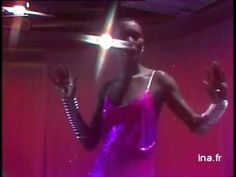 "Grace Jones ""La Vie En Rose"" 1977 #PiagetRose"