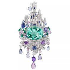 Dây chuyền trang sức kim cương