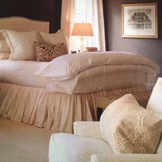 Master bedroom inspiration