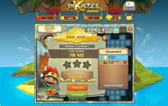 Inkazee deluxe: Monde 2 Niveau 5 score: 118 422meilleur score: 170 685. Inkazee deluxe le jeu de match 3 - jeu de puzzle sur facebook https://apps.facebook.com/inkazeedeluxe/