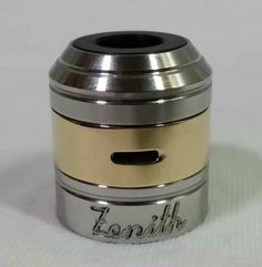 Zenith - Posted on Congrevape