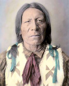 Singing GOOSE 1912 Dakota Native American Indian