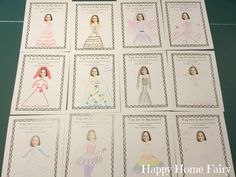 3 Simple Bridal Shower Games - Happy Home Fairy