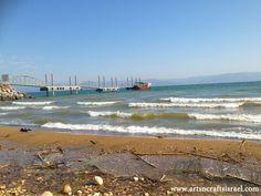 Sea of Galilee, January 24th 2015 www.artsncraftsisrael.com