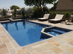 Small Backyard pool + Hot tub. I would like a pool for my dream house. Otherwise, community center/gym.