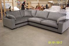 Based on our Freycinet sofa / sofa corner and chaise units - this is the same but with a higher back (frame) and 'proper' back cushions instead of scatter cushions with the blosters attached....