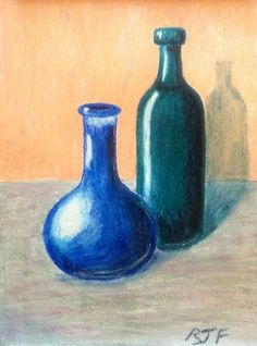 40 Oil Pastel Paintings For Beginners