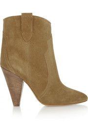 Étoile Roxann suede ankle boots