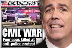 """Conservative media and pundits can't wait to turn Dallas police shootings into """"war"""""""