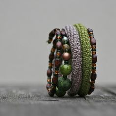 New bracelet by MarianneS,