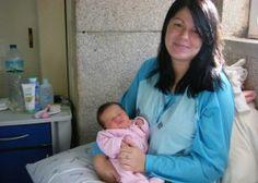 1º bebé a nascer na Póvoa é uma menina