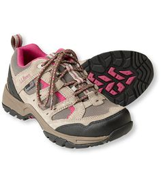Women's Bean's Waterproof Trail Model Hikers II, Low-Cut: Boots | Free Shipping at L.L.Bean