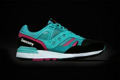 Picture of A First Look at the Saucony Originals 2015 Spring GRID SD