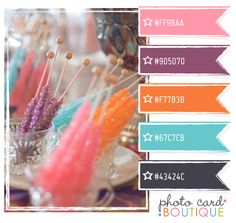 Category : Color Crush Palette | Photographer Templates by Photo Card Boutique - Page 6