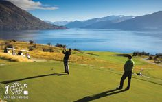Jack's Point Golf Club in Queenstown, New Zealand. Golf Tours Abroad feature Jack's Point Golf Club in our New Zealand Golf Holidays, Tours & Packages: http://golftoursabroad.com/?p=3276