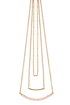 Third - Layered Necklaces