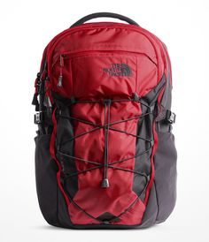 Buy the The North Face Borealis Laptop Backpack - at eBags - Bungee cords add rugged style to this laptop backpack from The North Face. The North Face Borealis L North Face Borealis, Travel Backpack, 15 Year Old Boy, Backpacking Tips, Handbags On Sale, Fall Handbags, Old Boys, Travel Gifts, Moda Masculina