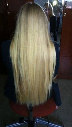 gorgeous long hair | Beautiful long blond hair - Hairstyles and Beauty Tips