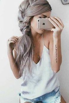 20 Trenzas mas Sexys de Pinterest – HSI Professional