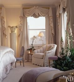 Couture Curtains and Dressmaker Draperies - The Glam Pad