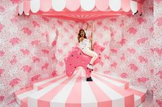 10 of the Most Instagram-Worthy Pop-Up Museums Ice Cream Museum, New Museum, Funky Art, Ice Cream Dishes, Instagram Worthy, Japanese Artists, Experiential, Christmas Themes, Installation Art