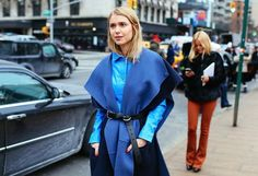 2015 street style fashion week coat - Google 검색