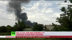 Malaysia #MH17 crash site witness: bodies, debris, passports scattered