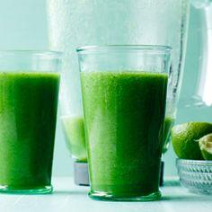 Zielone smoothie - Przepis
