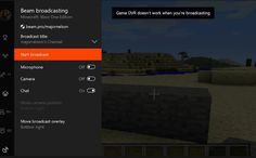Gamers Now Have Beam Streaming On The Xbox One Creators Update Build 15063 http://www.2020techblog.com/2017/04/gamers-now-have-beam-streaming-on-xbox.html  #Windows10CreatorsUpdate #technews